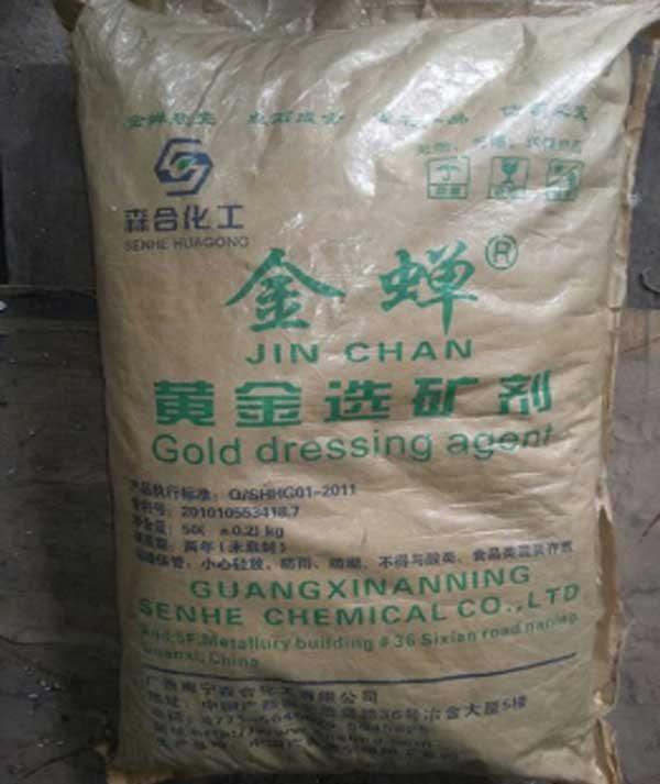 Hóa chất khai khoáng Apchemgold