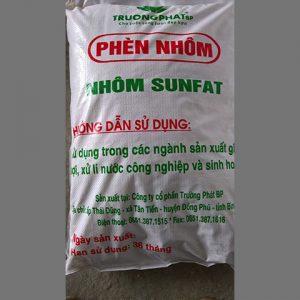 Phèn đơn - Nhôm Sunphat